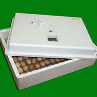 """Инкубатор """"Несушка"""" БИ-1 на 104 яиц+ гусиная сетка в подарок на 50 яиц с автоматическим переворотом. Алматы"""