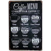 Меловые доски для кафе и ресторанов