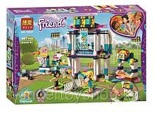 Конструктор BELA Friend Спортивная арена для Стефани 10857 (Аналог LEGO Friends 41338) 467 дет