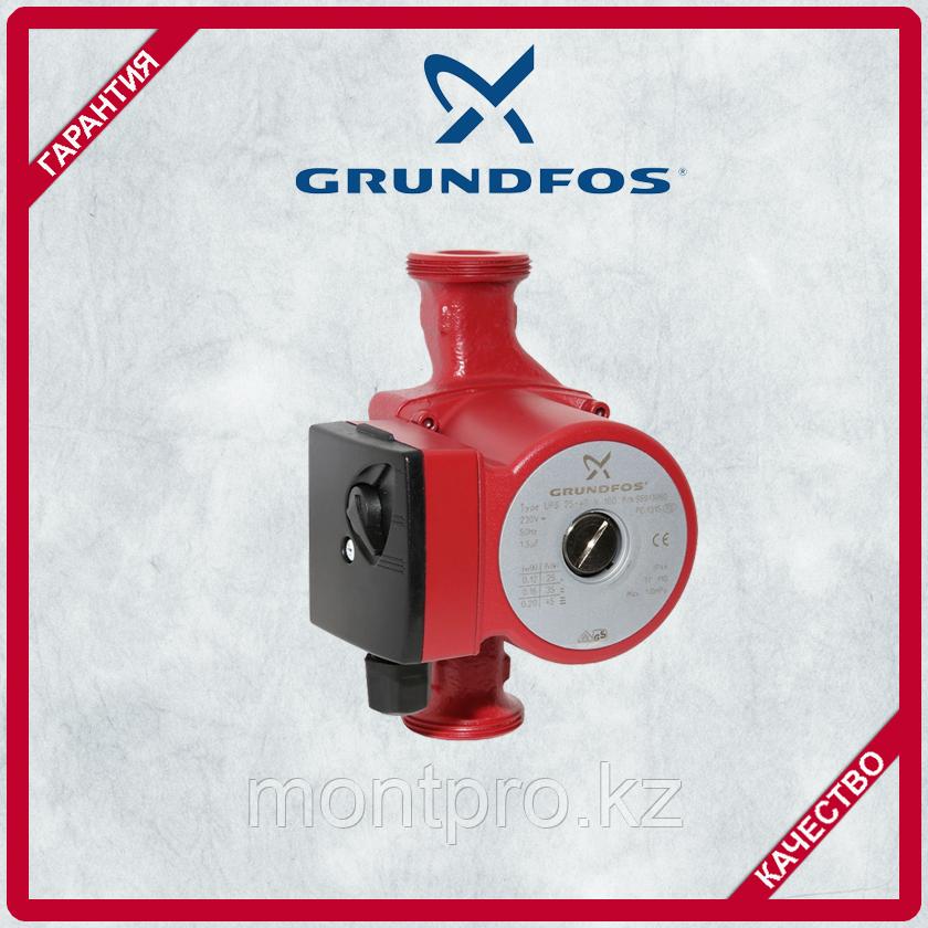 Насос рециркуляционный Grundfos UPS 25-80 N 180