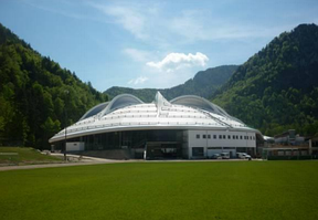2010 - IceStadion - Inzell, Germany – 26.000 m² (TPO MEC)