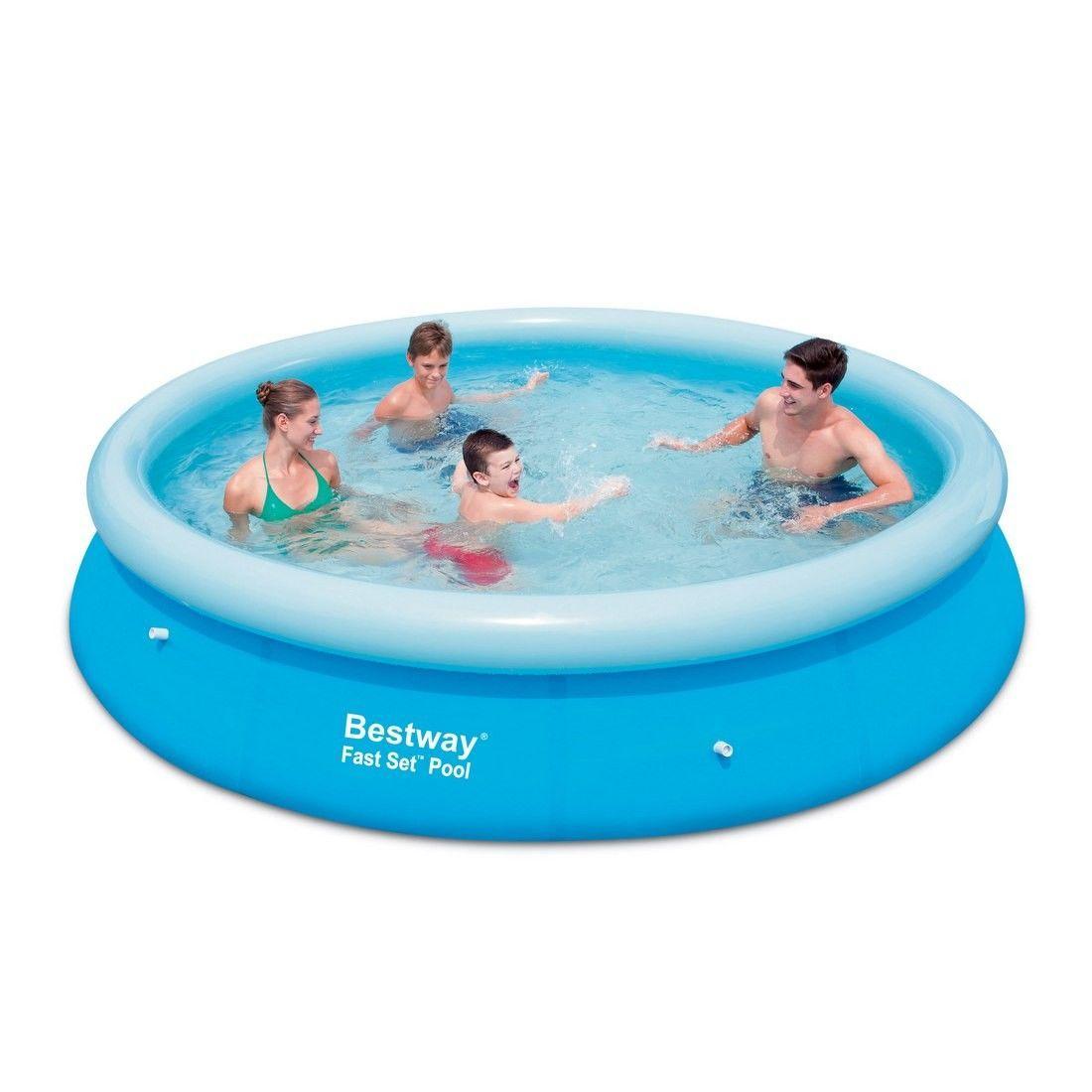 Надувной бассейн BestWay, 366х76 см, 5377 л