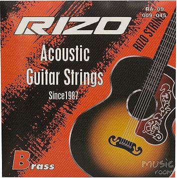 Струны для акустической гитары Rizo RA-09