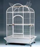 Клетка Вольер для крупных птиц А24, 131,5*102*185 cm, крашенная, фото 1