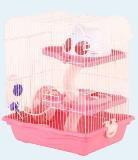 М012 Клетка для хомяков, размер 35,5*26,6*h40,5 см