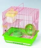 Клетка для хомяков №115, размер 30х23х31 см