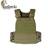 Жилет утяжелительный SWAT 14 кг, фото 1