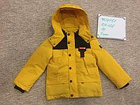 Куртки и ветровки для мальчиков, парки для подростков, фото 1