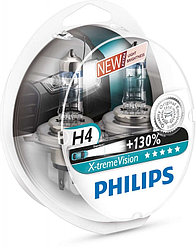 PHILIPS H4 12342 X-Treme Vision+130 12V S2