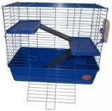Клетка для морских свинок, кроликов, шиншилл R2-2, 69 х 45 х 61 см