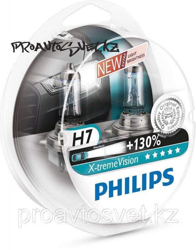 PHILIPS H7 12972 X-Treme Vision+130 12V S2