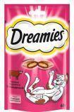 Dreamies 60г с Говядиной лакомство для кошек.