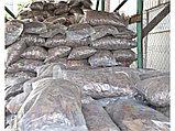 Кора сосновая, лиственницы  в мешках 60 литров качественная, фото 3
