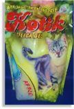 Котик 5л (2,2кг) Яблоко Силикагелевый наполнитель для кошачьего туалета, фото 1