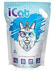 ICat силикагелевый наполнитель без ароматизатора 5 л