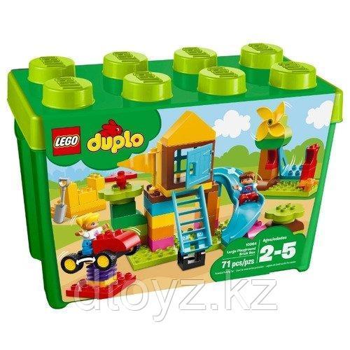 LEGO Duplo 10864 Большая игровая площадка Лего Дупло