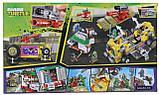 """Конструктор Bela 10211 Ninja Turtles """"Преследование на грузовике Черепашек"""" аналог LEGO:79104 627 деталей, фото 6"""