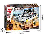 Конструктор COMBAT ZONE BRICK 1721 Танк аналог лего Lego 482 детали, фото 2