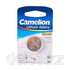 Батарейка, CAMELION, CR2430-BP1 Lithium Battery, CR2430, 3V, 220 mAh, 1 шт.
