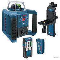 Ротационный лазерный нивелир Bosch GRL 300 HVG SET