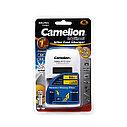 Зарядное устройство, CAMELION, BC-0907-0, 4*AAA/4*AA, LCD экран, Вход: 220В/12В, Белый, фото 3