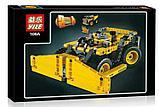 Конструктор YILE 108A 2 в 1 Лего Техник аналог 42035 Lego Technic Карьерный грузовик, фото 5