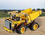 Конструктор YILE 108A 2 в 1 Лего Техник аналог 42035 Lego Technic Карьерный грузовик, фото 2