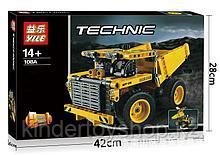 Конструктор YILE 108A 2 в 1 Лего Техник аналог 42035 Lego Technic Карьерный грузовик