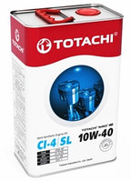Моторное масло дизельное TOTACHI NIRO™ 10W-40 HD 4литра