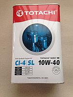 Моторное масло дизельное TOTACHI NIRO™ 10W-40 HD 6литров