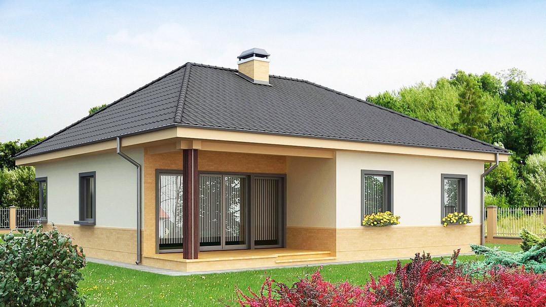 Строительство дома «под ключ» по проекту «Феникс»