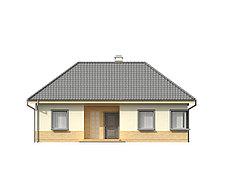Строительство дома «под ключ» по проекту «Феникс», фото 3