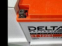 Аккумулятор Delta 12V 20Ah, фото 1