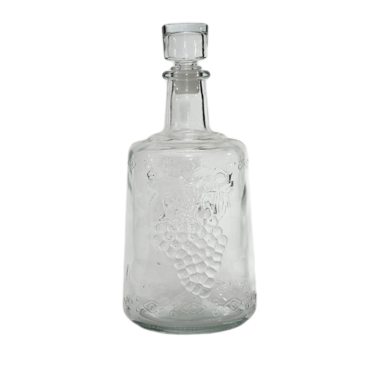 Графин стеклянный 1.5 литров (Традиция)