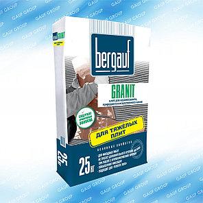 Клей GRANIT для керамогранита, 25 кг, Bergauf, фото 2