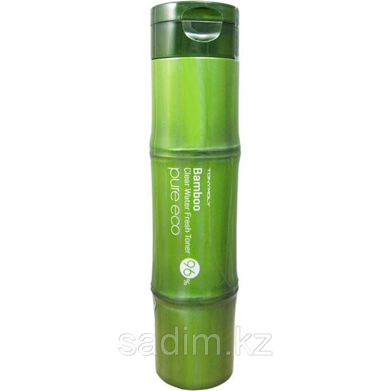 Многофункциональный гель с бамбуком - Tony Moly Pure Eco Bamboo Cool Water Soothing Gel