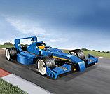 Конструктор DECOOL 3119 Гоночный автомобиль 3-в-1, аналог Lego Креатор 31070, фото 9
