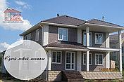 """Фасадная облицовочная бетонная панель - """"облицовочный кирпич"""", фото 3"""