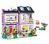 """Конструктор Bela 10541  """"Дом Эммы"""" 731 деталь аналог LEGO Friends 41095, фото 2"""