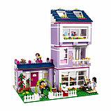 """Конструктор Bela 10541  """"Дом Эммы"""" 731 деталь аналог LEGO Friends 41095, фото 3"""