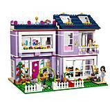 """Конструктор Bela 10541  """"Дом Эммы"""" 731 деталь аналог LEGO Friends 41095, фото 5"""