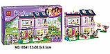 """Конструктор Bela 10541  """"Дом Эммы"""" 731 деталь аналог LEGO Friends 41095, фото 6"""