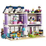 """Конструктор Bela 10541  """"Дом Эммы"""" 731 деталь аналог LEGO Friends 41095, фото 4"""