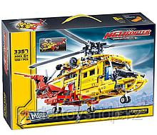Конструктор Decool 3357 аналог LEGO Technic 9396: Вертолёт