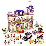 """Конструктор Bela 10547 """"Гранд-отель"""" 1585 деталей аналог LEGO Friends 41101, фото 2"""