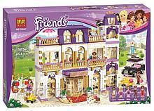 """Конструктор Bela 10547 """"Гранд-отель"""" 1585 деталей аналог LEGO Friends 41101"""