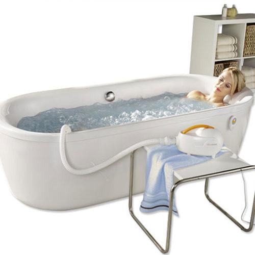 Коврик Medisana MBH превращает обычную ванну в джакузи!