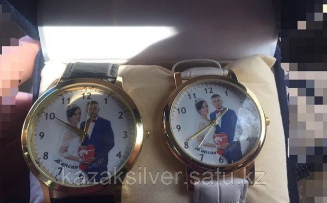 Часы парные