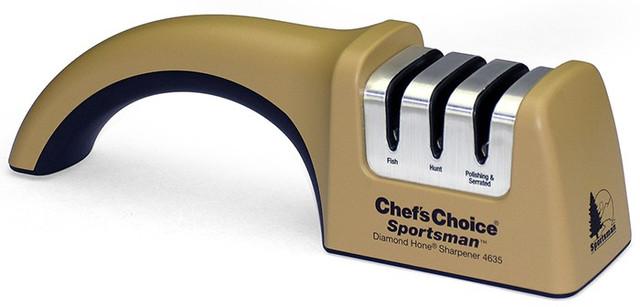 """Механическая точилка для ножей """"Chef'sChoice 4635"""""""