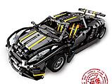 Конструктор XingBao XB-07002 Balisong small Supercar аналог Лего Lego Technic 1177 деталей, фото 4